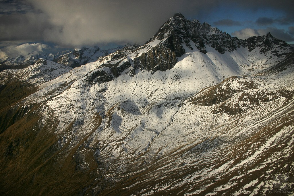 From Above : Southern Alps