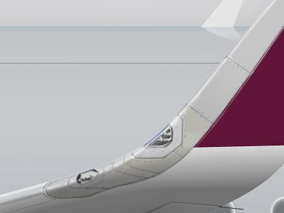 Airbus A320 profile Detail