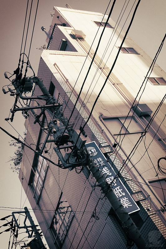 Bricks and Wires