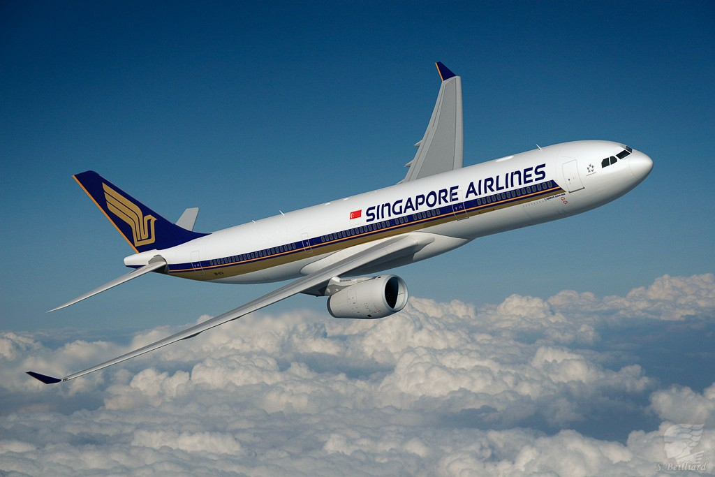 Airbus A330-300 Singapore Airlines