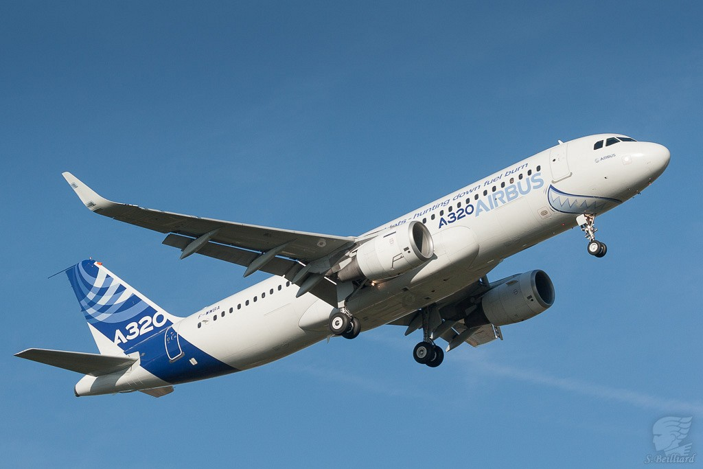 Airbus A320 Sharklet