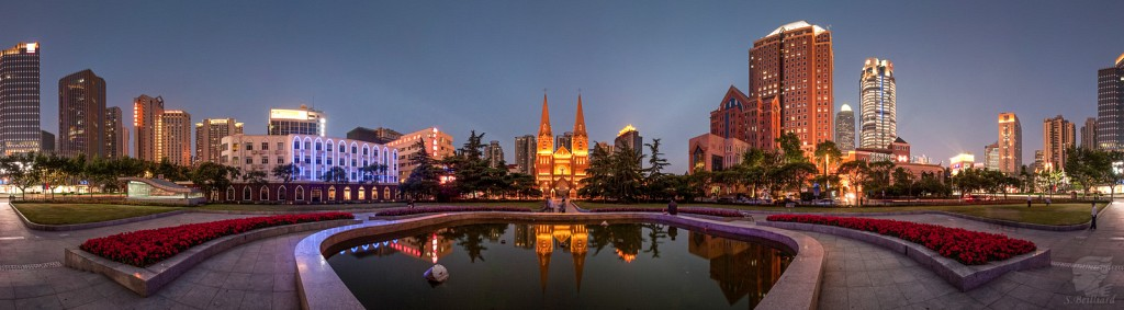 Xujiahui Church 360