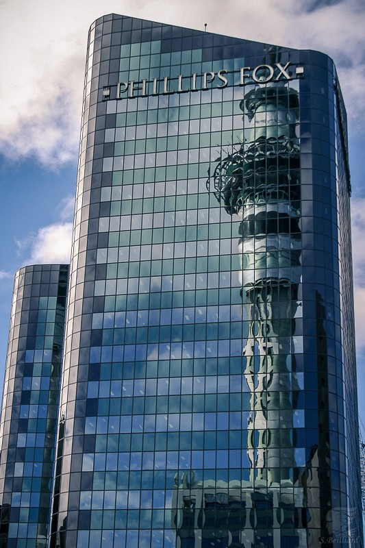 Tower Reflect