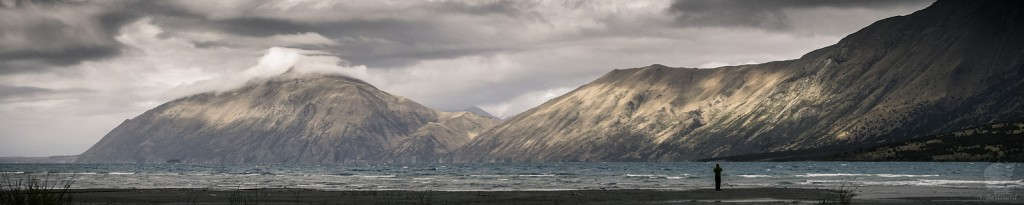 Lake Coleridge pano