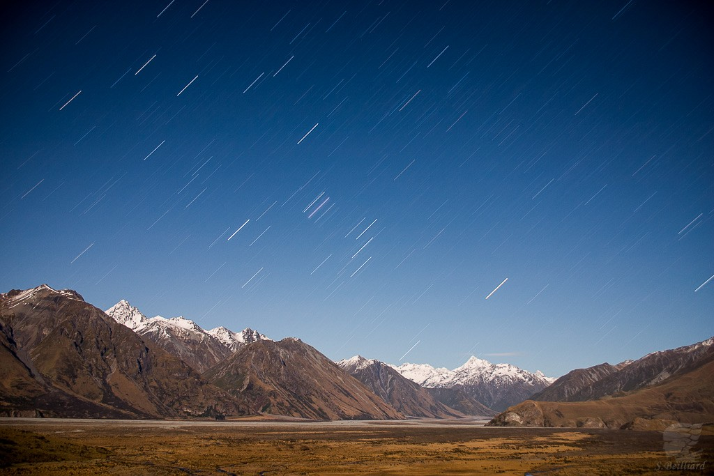 Edoras night