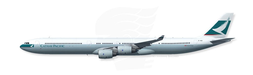 A346 - Cathay Pacific