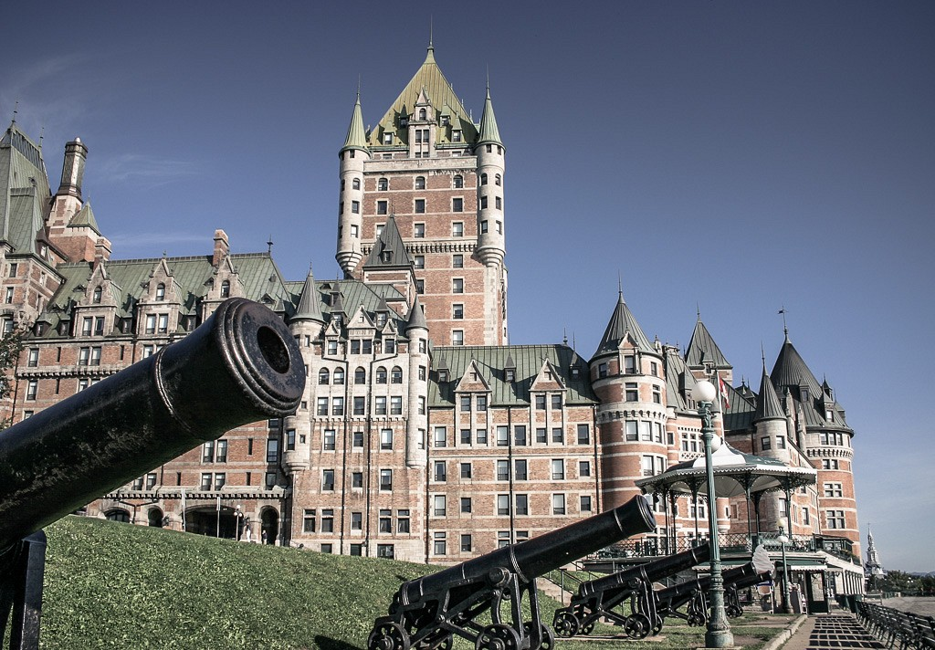 Chateau Frontenac 4