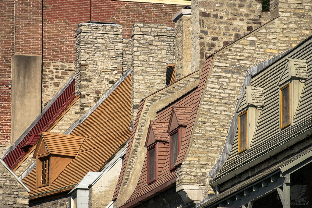 Roofs of Quebec