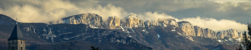 Vercors Cliffs