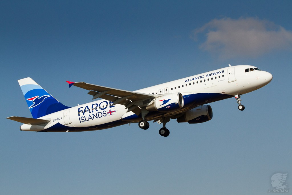 Airbus A320 Atlantic Airways