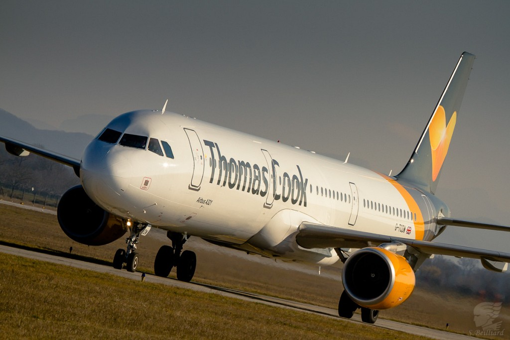 Airbus A321 Thomas Cook