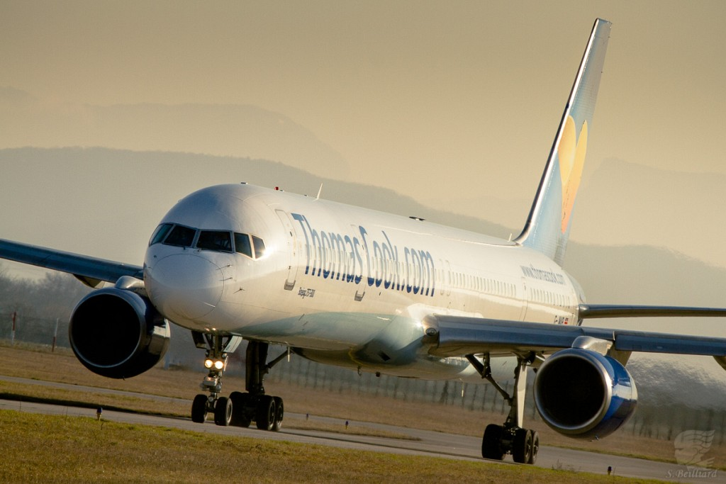 Boeing 757 Thomas Cook
