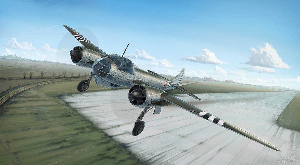 Illustration Junkers Ju88
