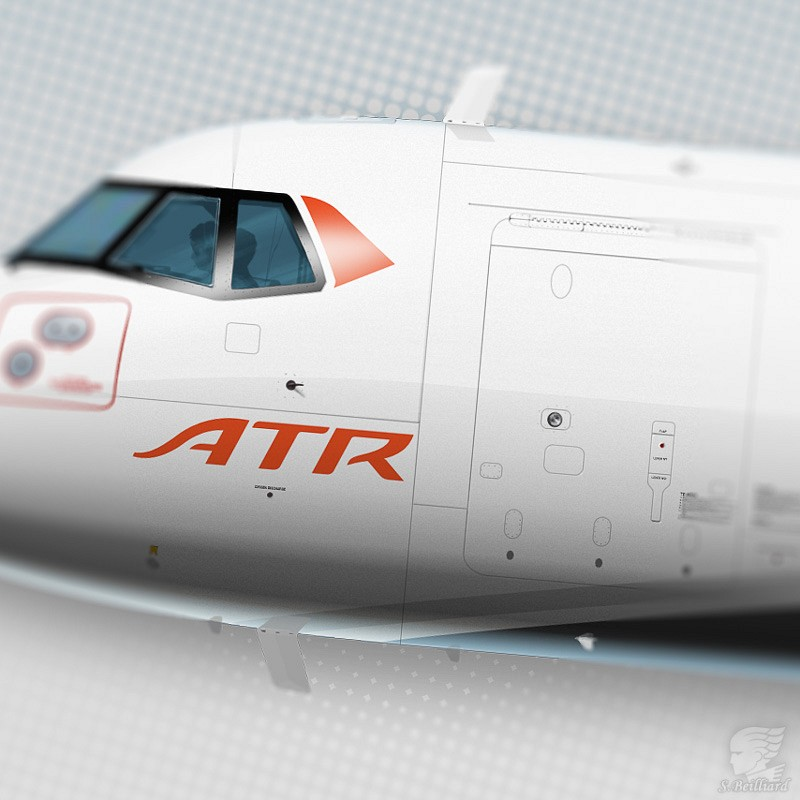 ATR Profile Illustration - Detail 1