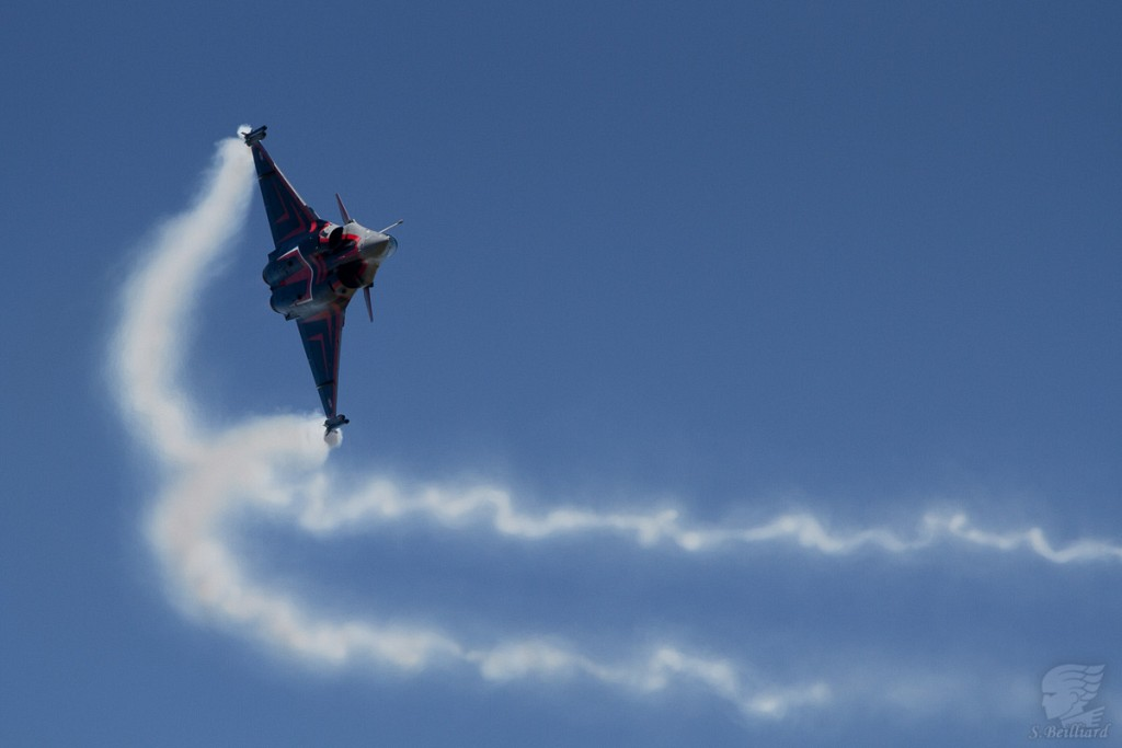 Rafale Solo Display