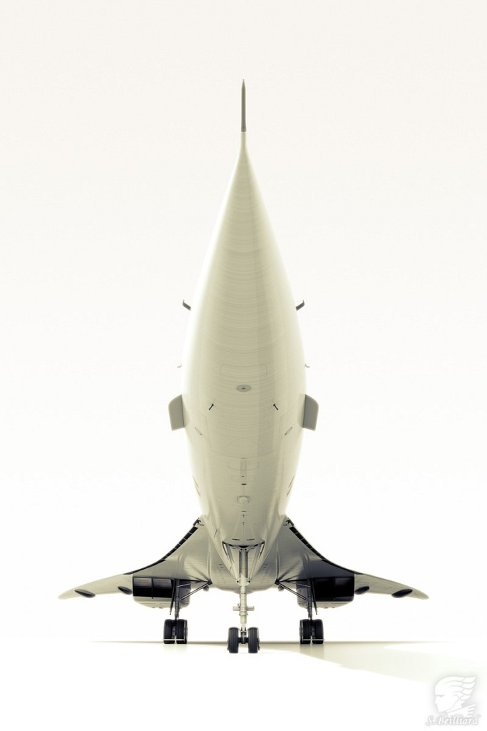 Concorde Redux 13 - Long Nose