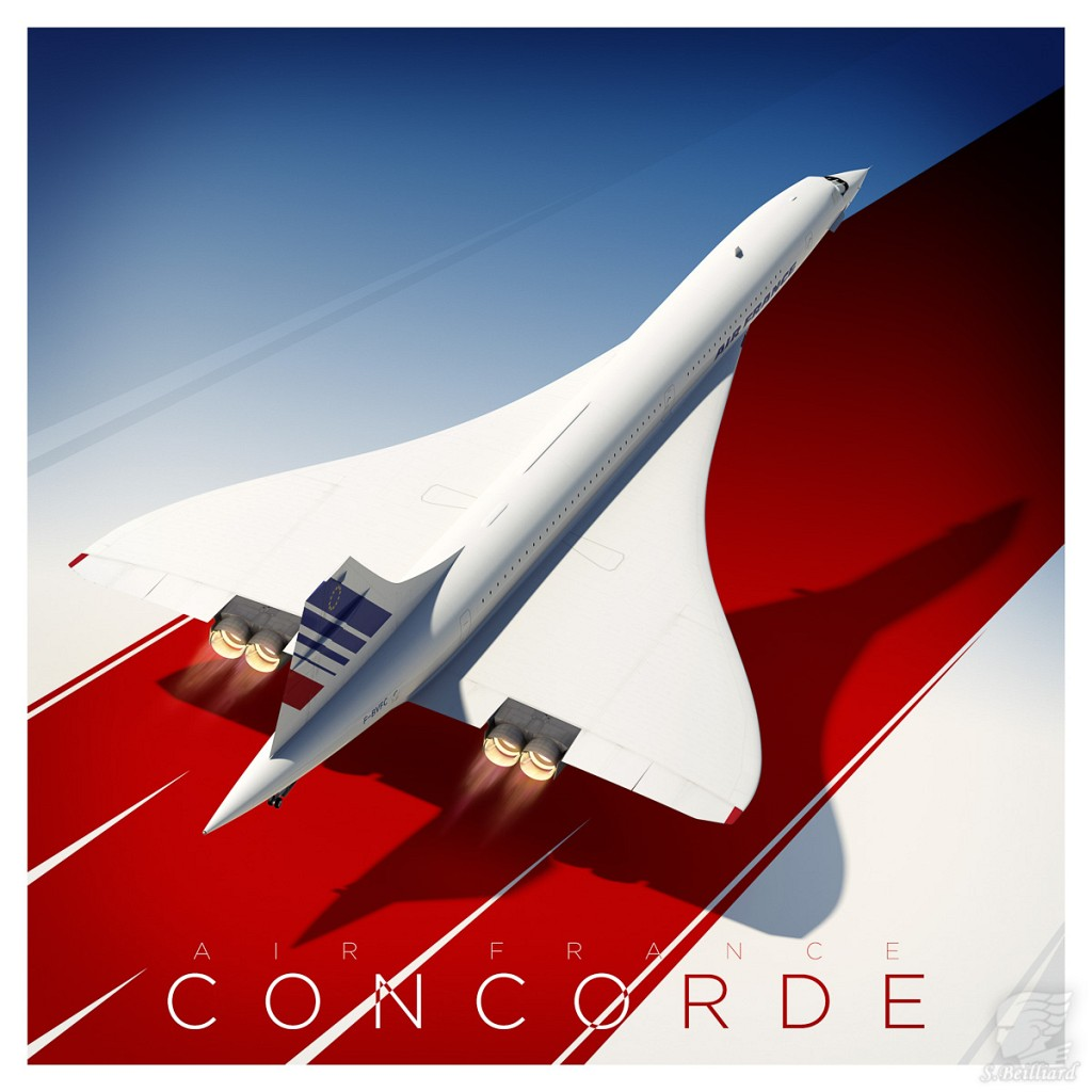 Concorde Redux 22 - Red Two