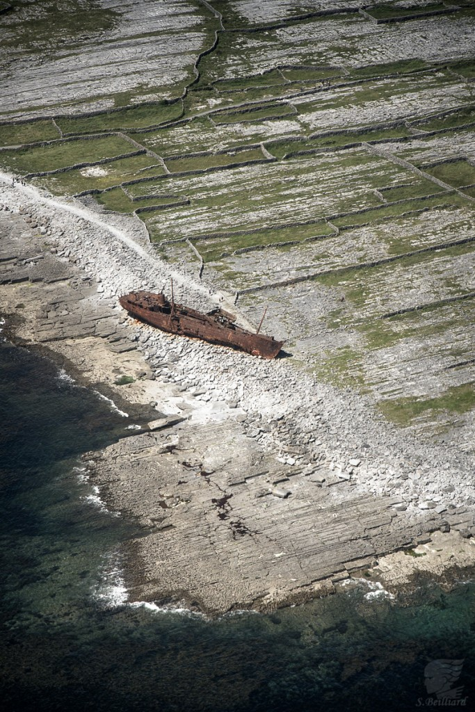 Aran Islands - The Wreck